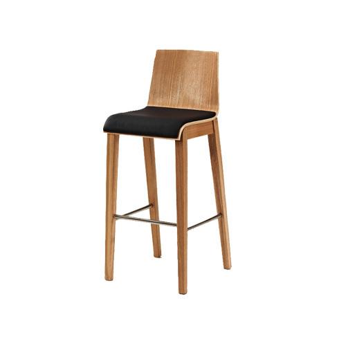 나무바의자